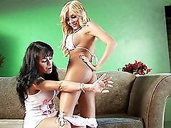 Foxxy ts kimber james