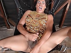 Dirty Vaniity tied up & satisfied